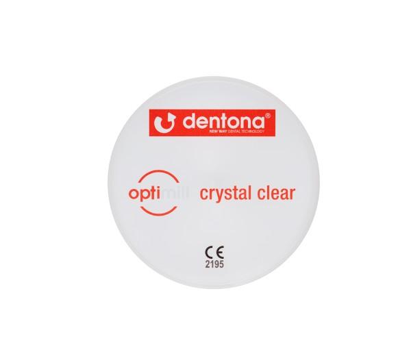 optimill crystal clear