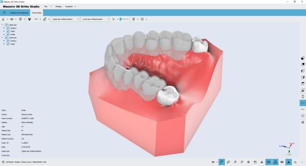 Maestro 3D Ortho-Studio
