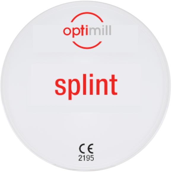 optimill splint