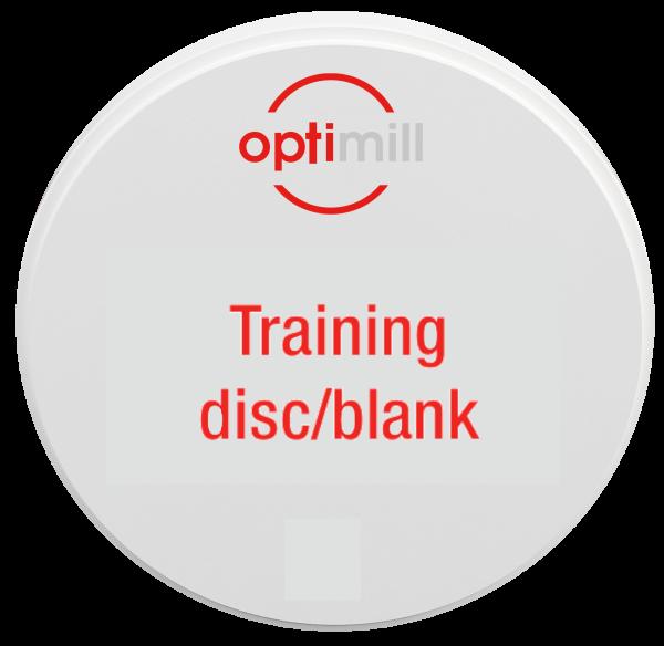 optimill Training disc/blank