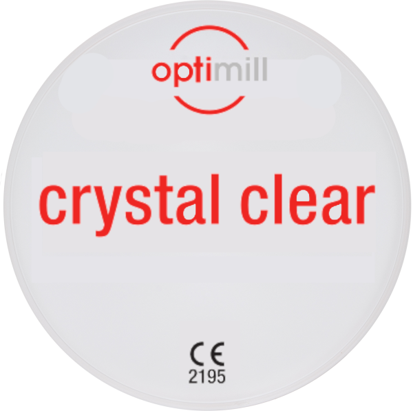 optimill crystal clear
